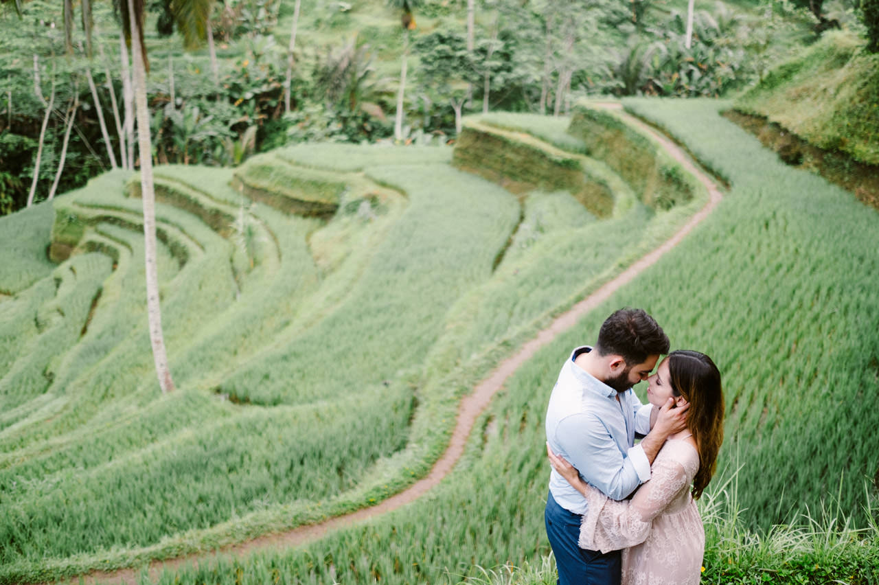 Andy & Lupe: Bali Proposal Photography at Tegalalang Rice Terrace 33