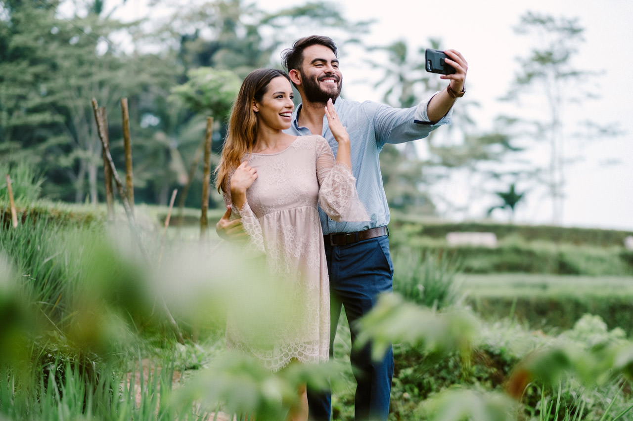 Andy & Lupe: Bali Proposal Photography at Tegalalang Rice Terrace 34