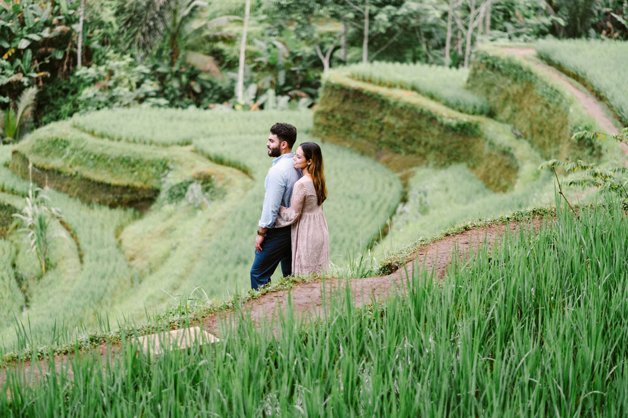 Andy & Lupe: Bali Proposal Photography at Tegalalang Rice Terrace 35