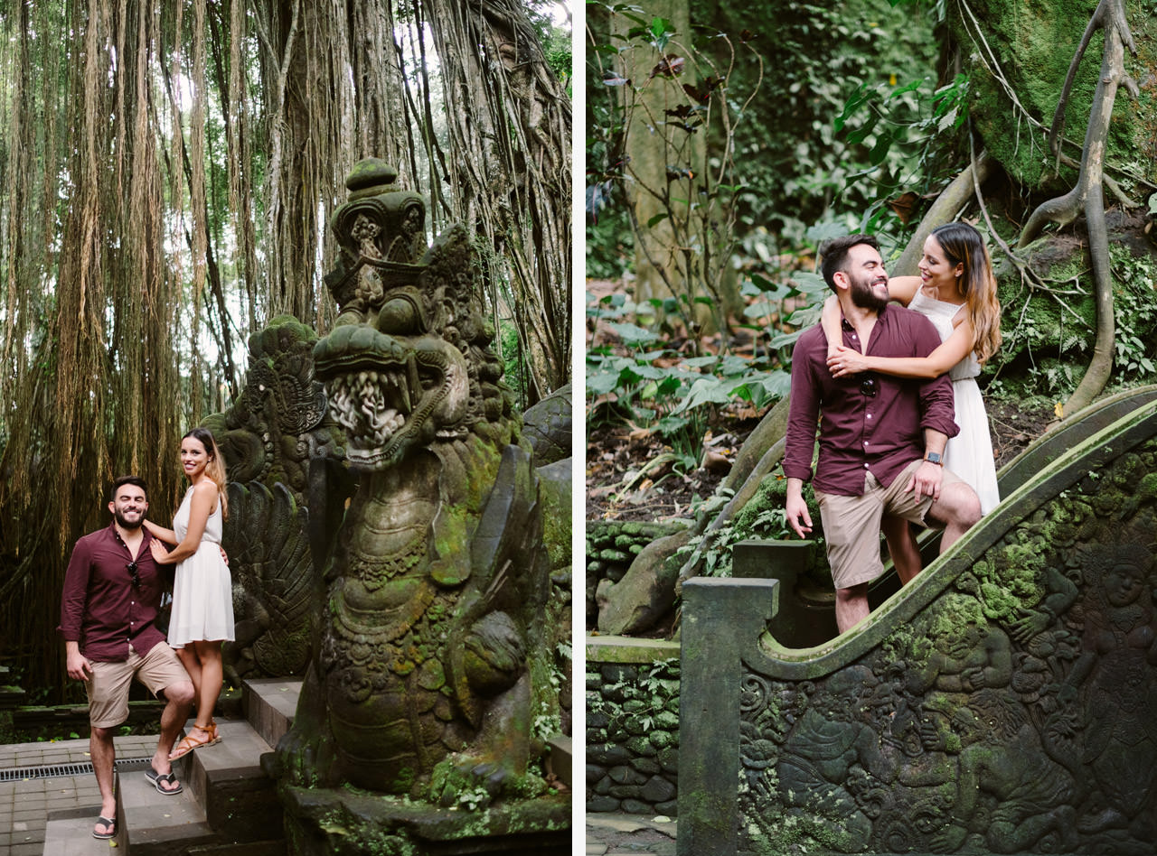 Andy & Lupe: Bali Proposal Photography at Tegalalang Rice Terrace 44
