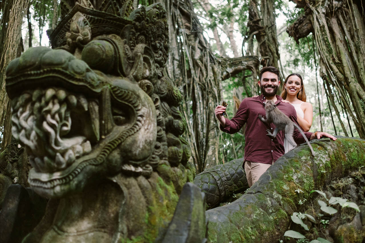 Andy & Lupe: Bali Proposal Photography at Tegalalang Rice Terrace 45
