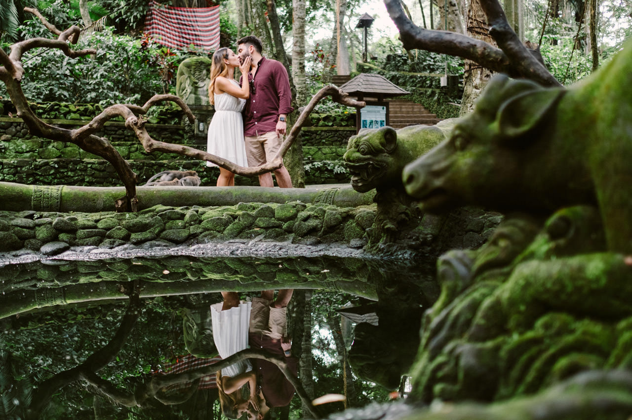 Andy & Lupe: Bali Proposal Photography at Tegalalang Rice Terrace 47