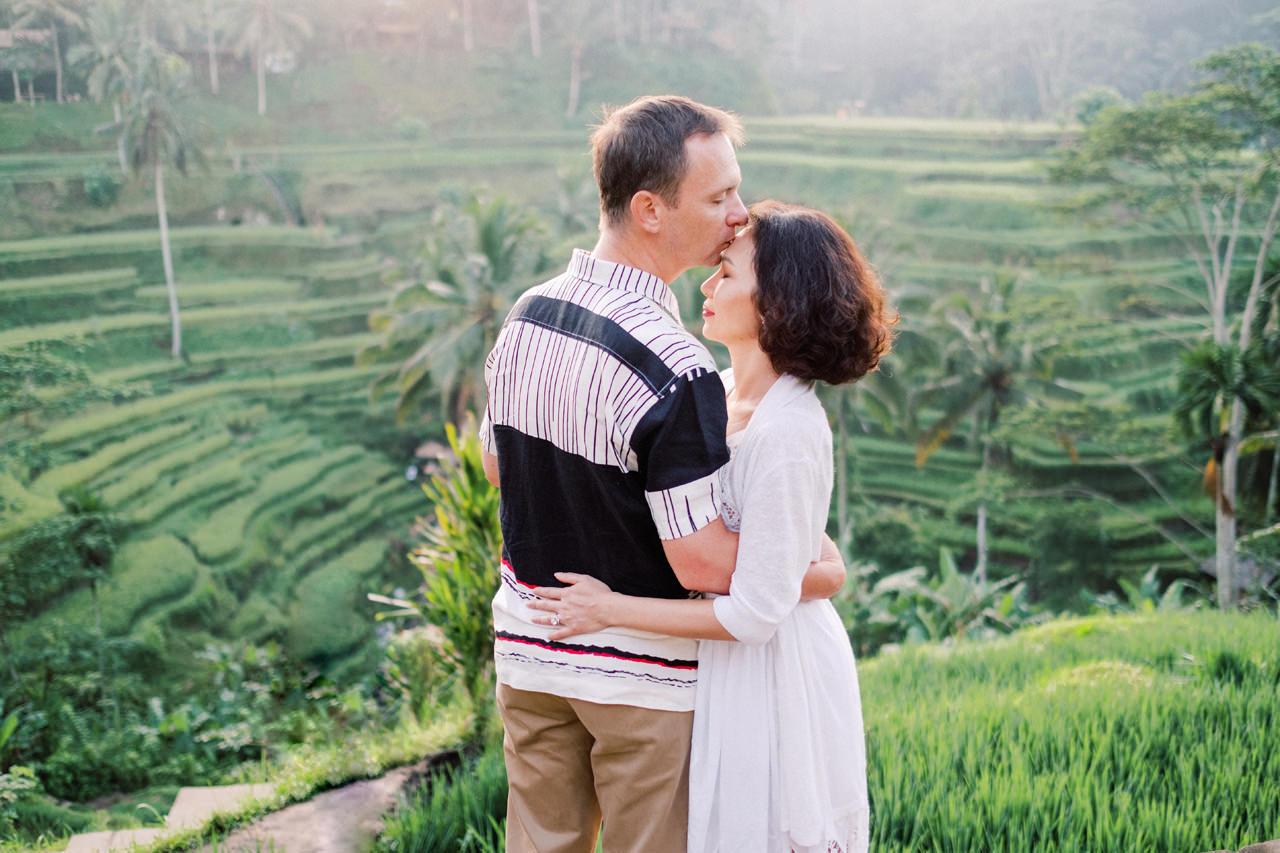 A&L: Anniversary Photo Session in Bali 1