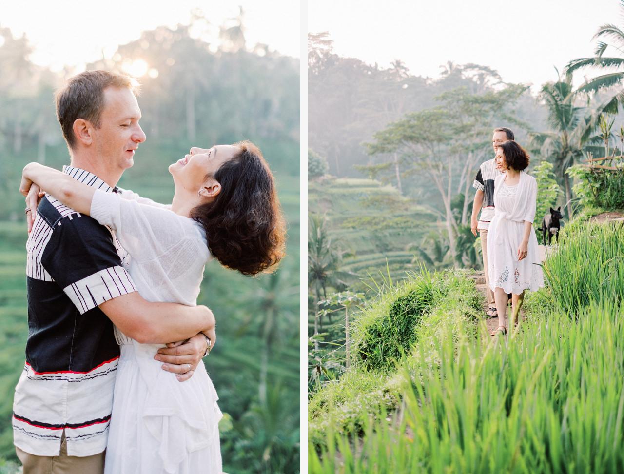 A&L: Anniversary Photo Session in Bali 2