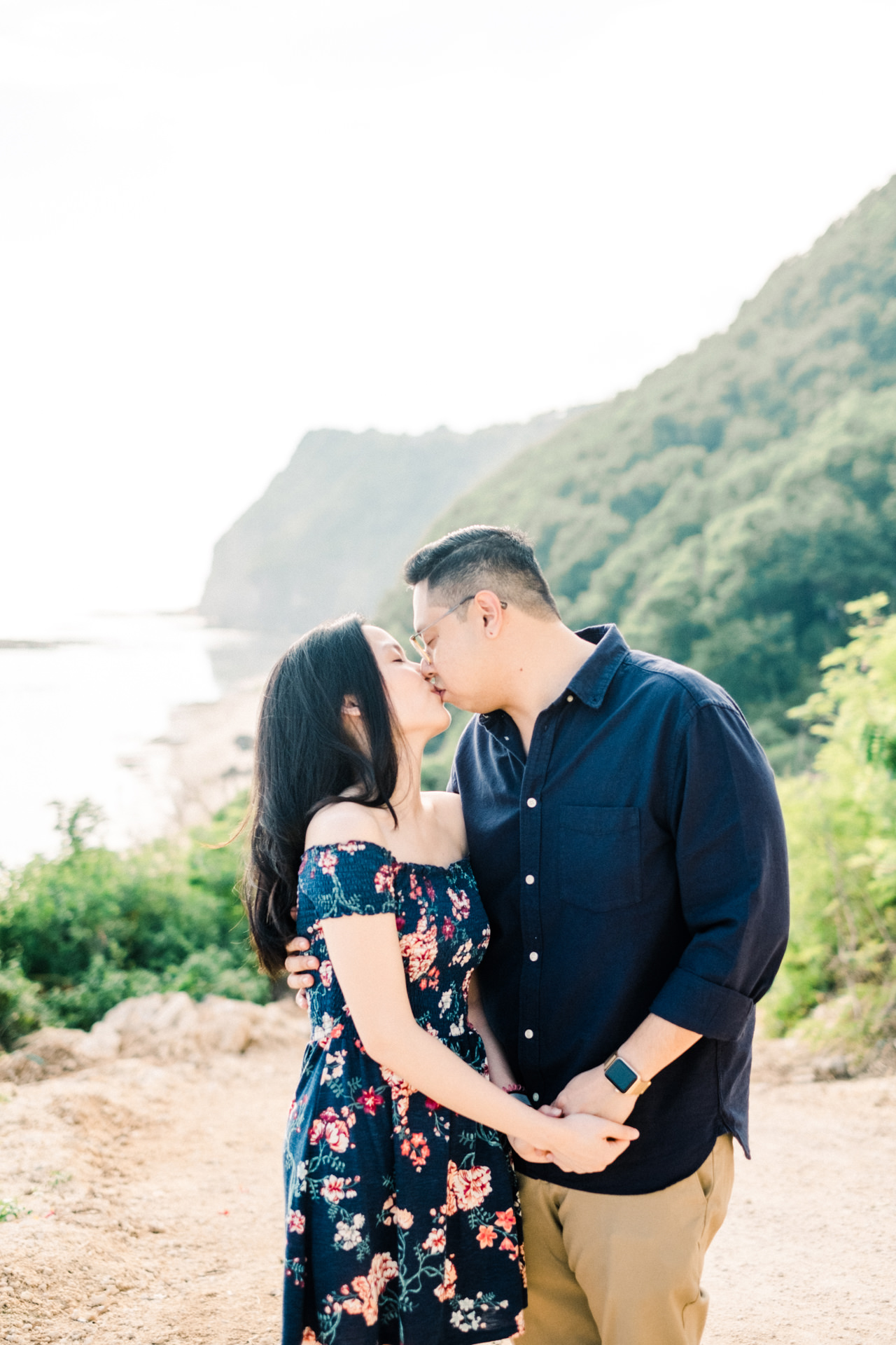 A&M: Cliffside and Amazing View Bali Surprise Proposal 2