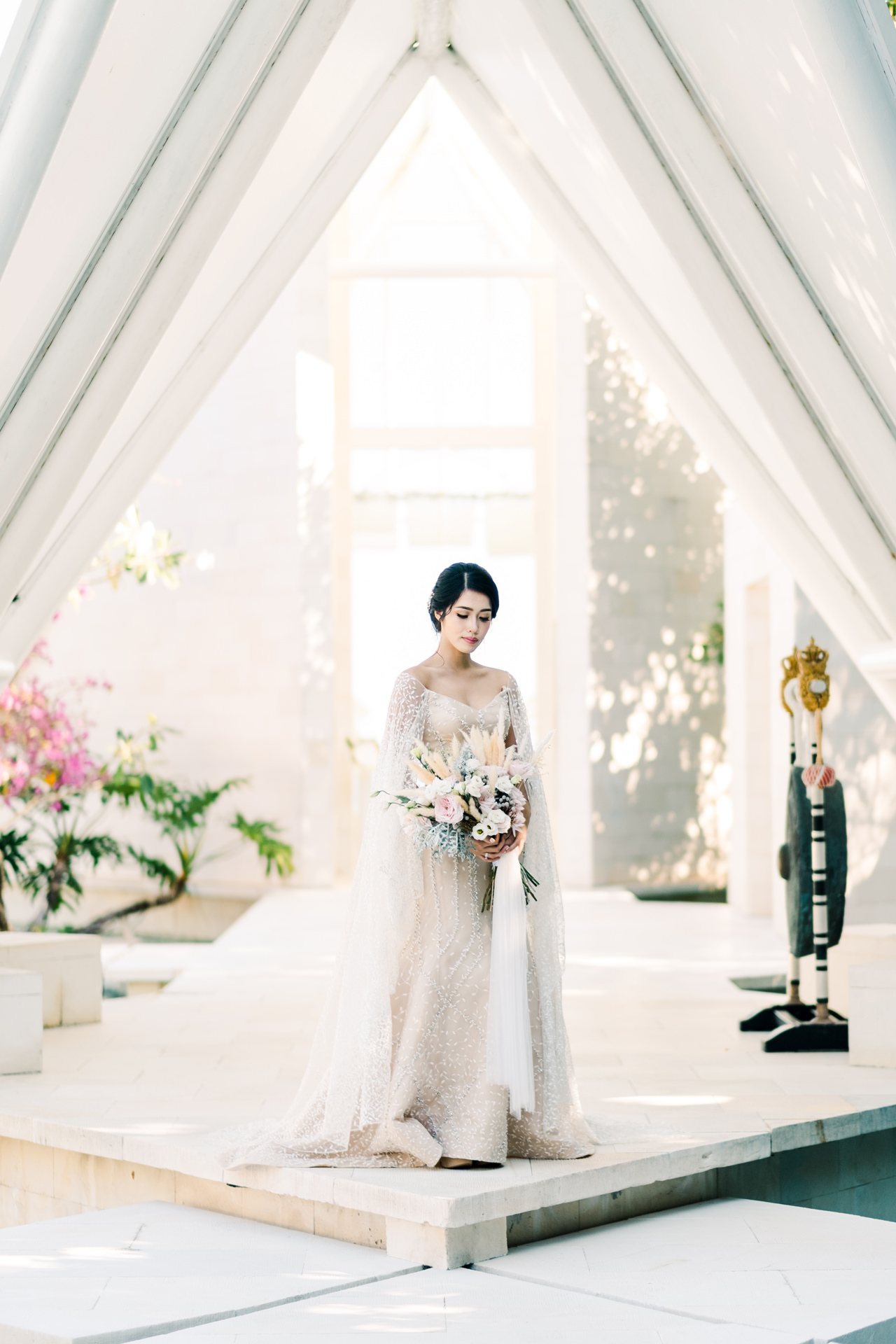 Bali Wedding of Ana Octarina and Adie Baron 8