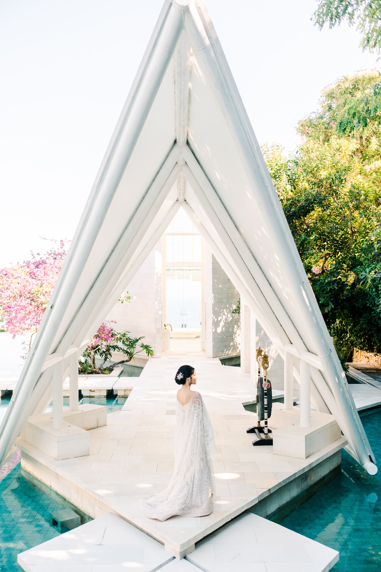 Bali Wedding of Ana Octarina and Adie Baron 9