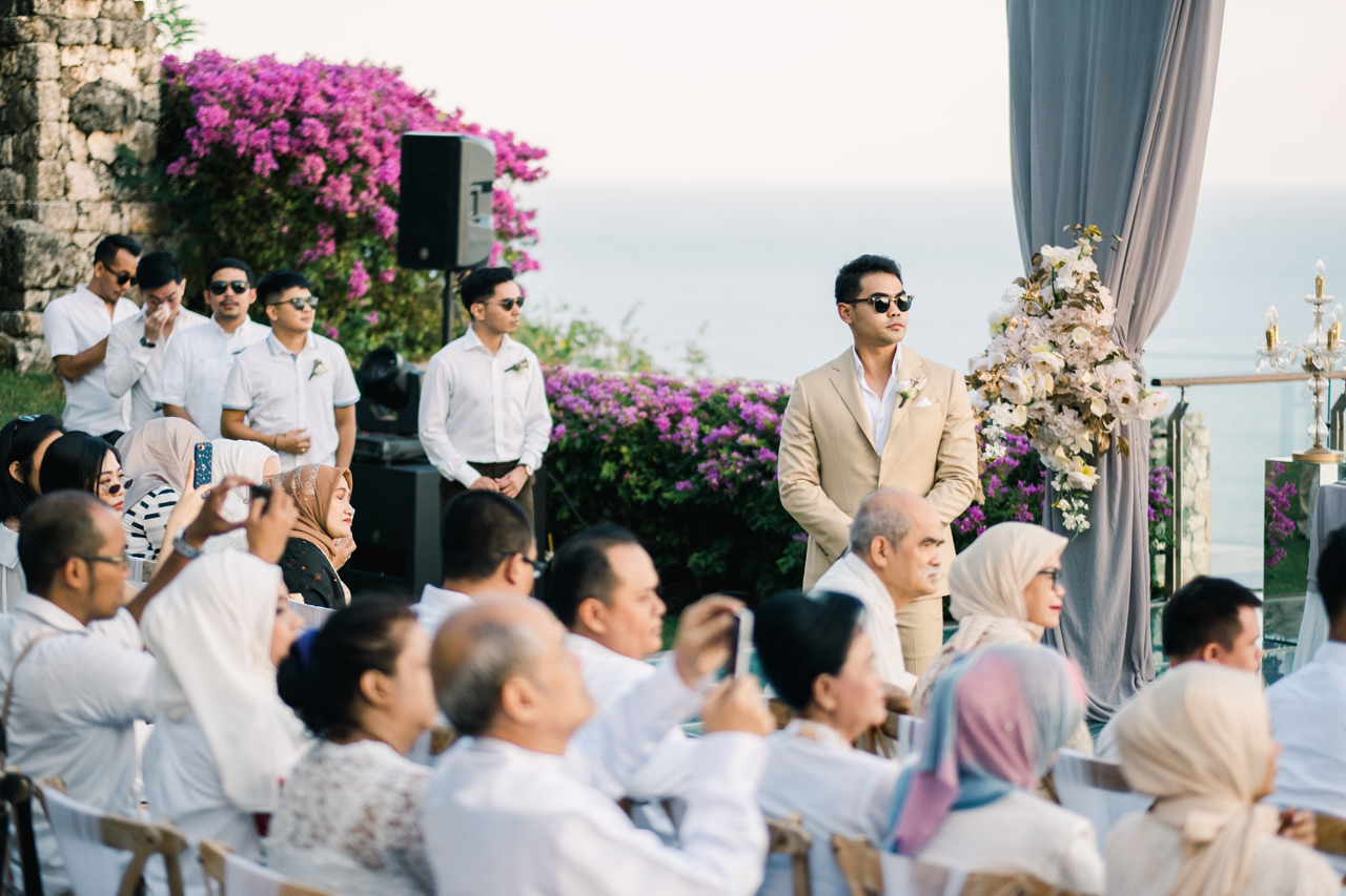 Bali Wedding of Ana Octarina and Adie Baron 22