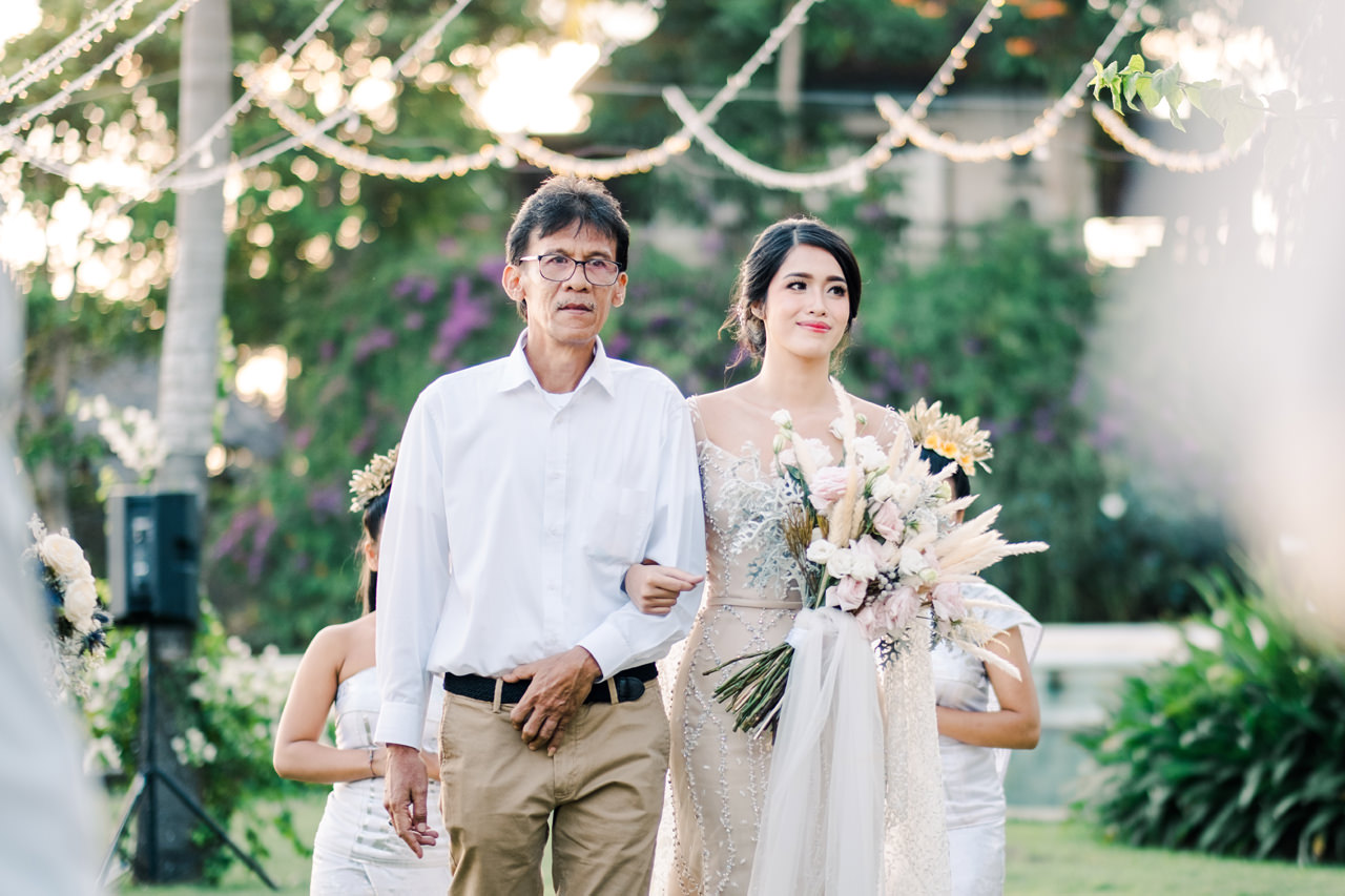 Bali Wedding of Ana Octarina and Adie Baron 25