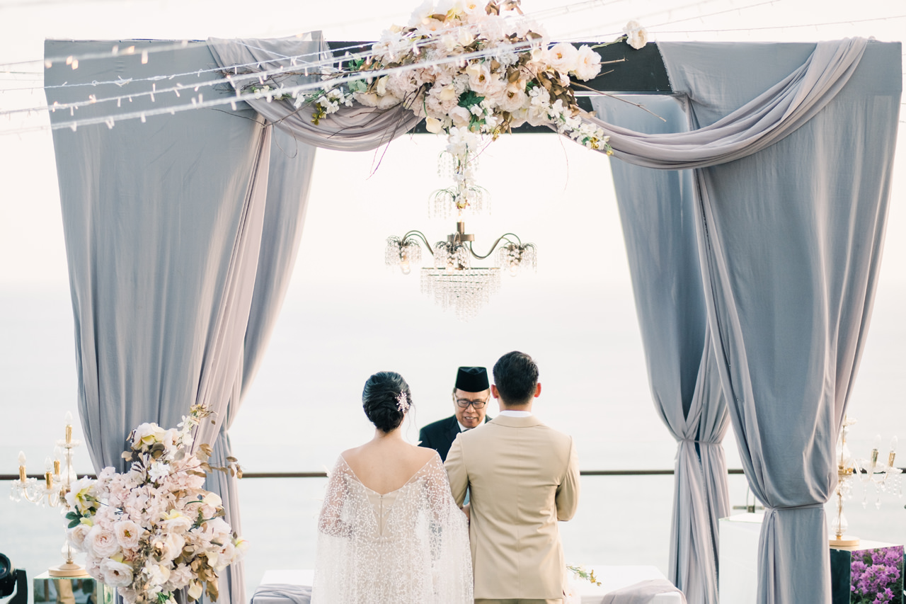 Bali Wedding of Ana Octarina and Adie Baron 26