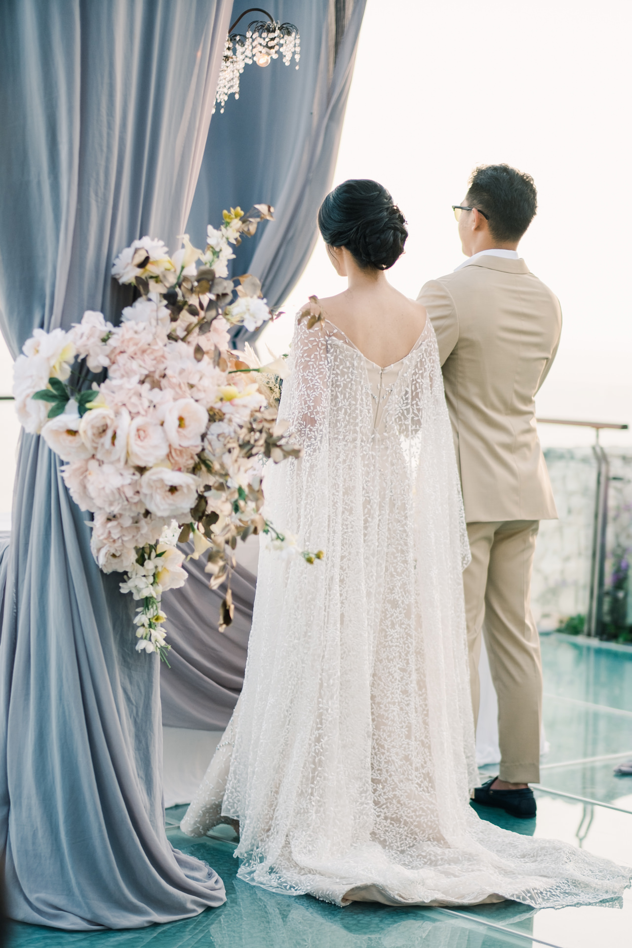 Bali Wedding of Ana Octarina and Adie Baron 28