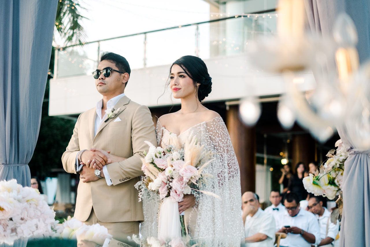Bali Wedding of Ana Octarina and Adie Baron 29
