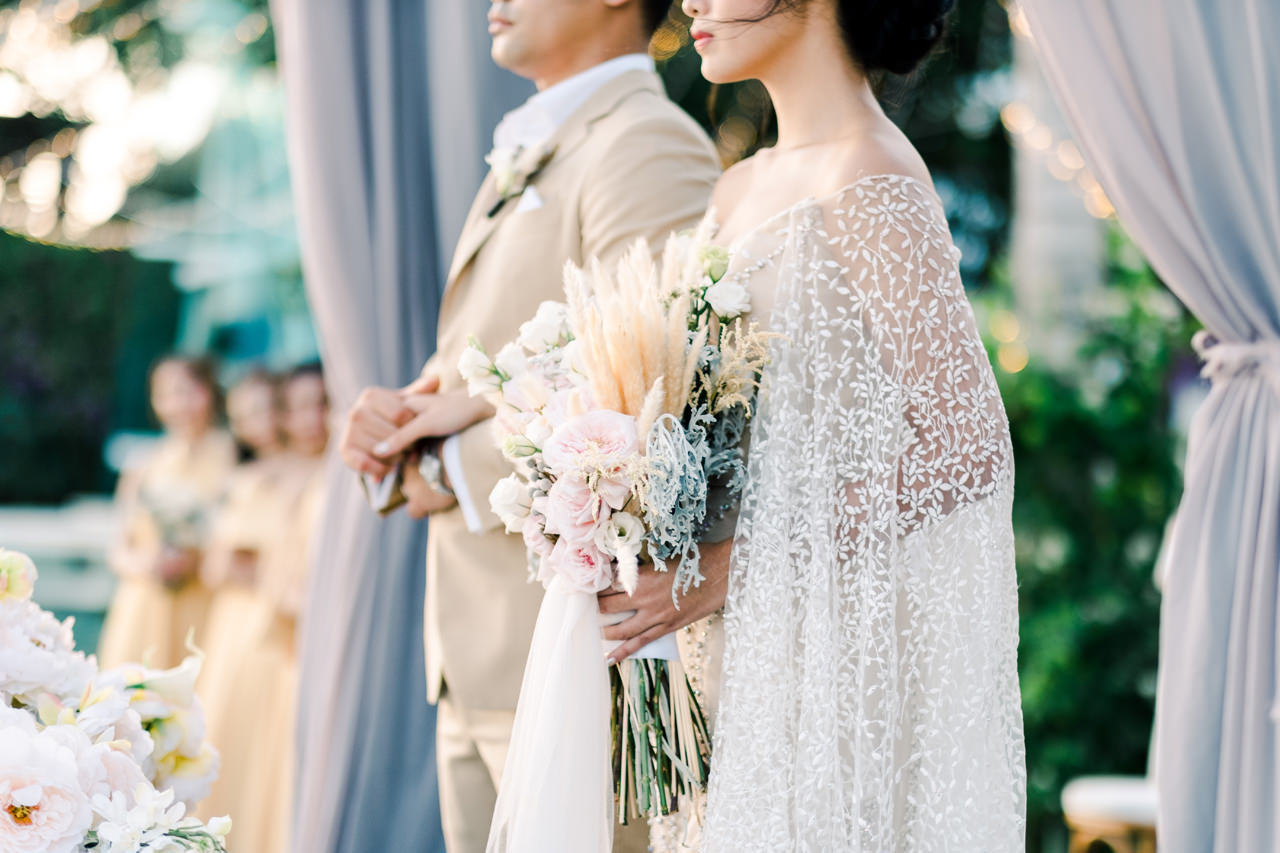 Bali Wedding of Ana Octarina and Adie Baron 30