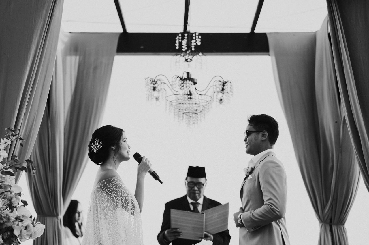 Bali Wedding of Ana Octarina and Adie Baron 31