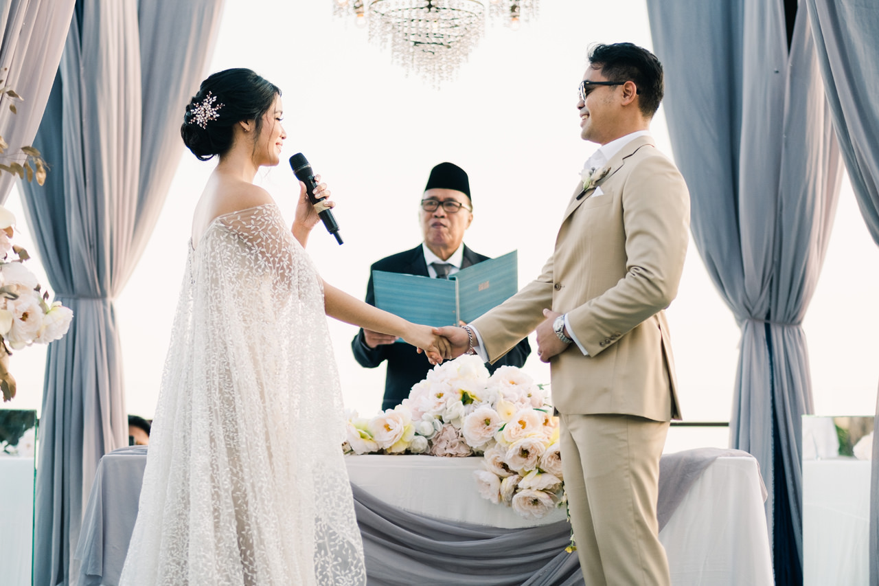 Bali Wedding of Ana Octarina and Adie Baron 32