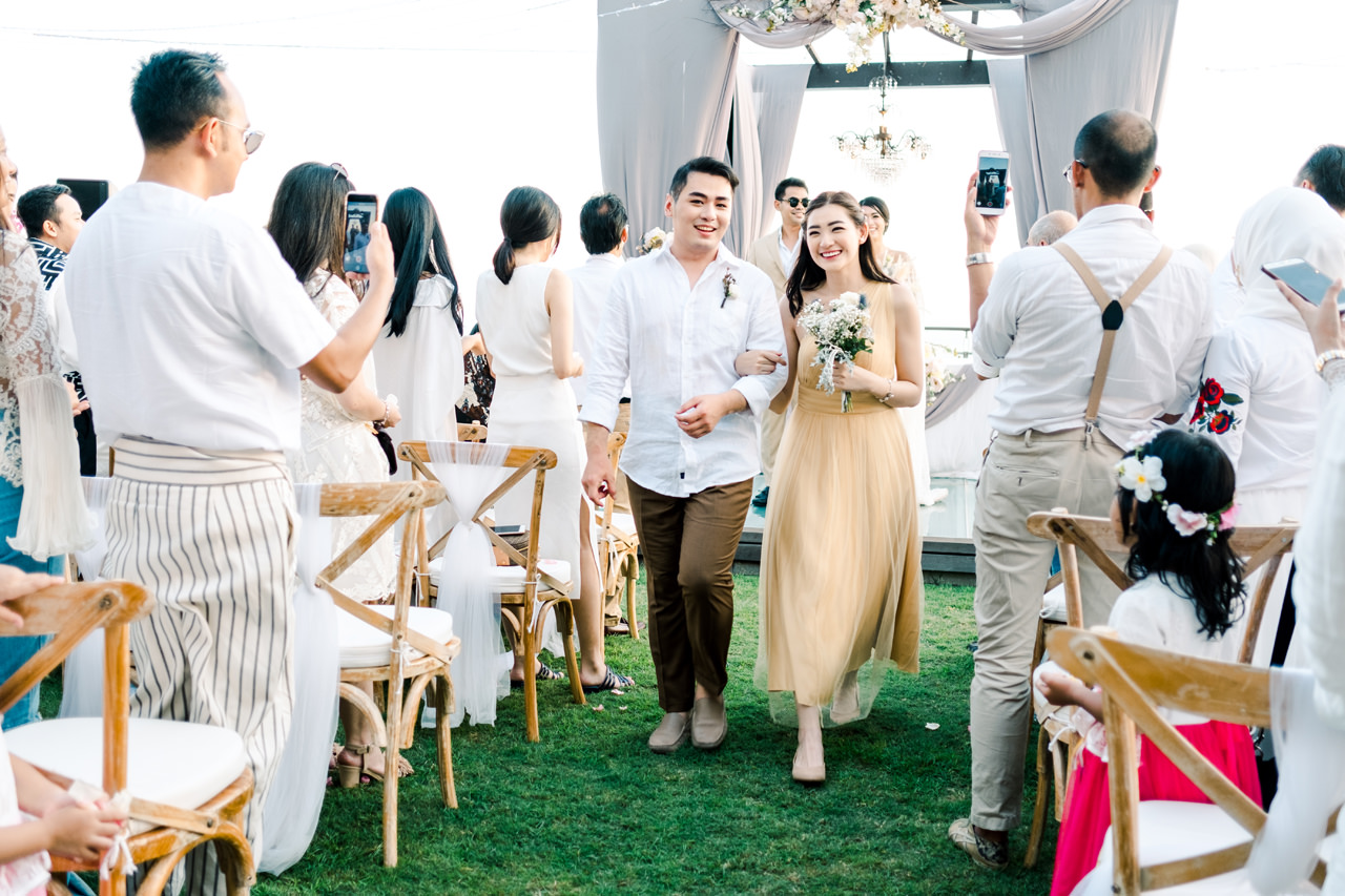 Bali Wedding of Ana Octarina and Adie Baron 33