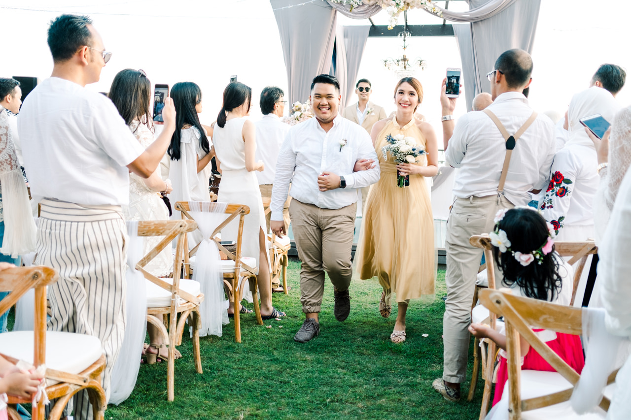 Bali Wedding of Ana Octarina and Adie Baron 34