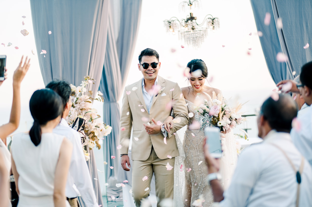 Bali Wedding of Ana Octarina and Adie Baron 36