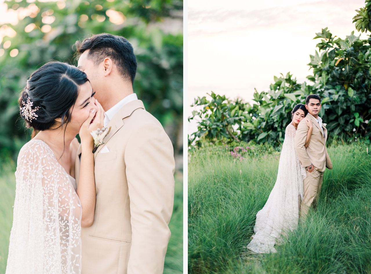 Bali Wedding of Ana Octarina and Adie Baron 38
