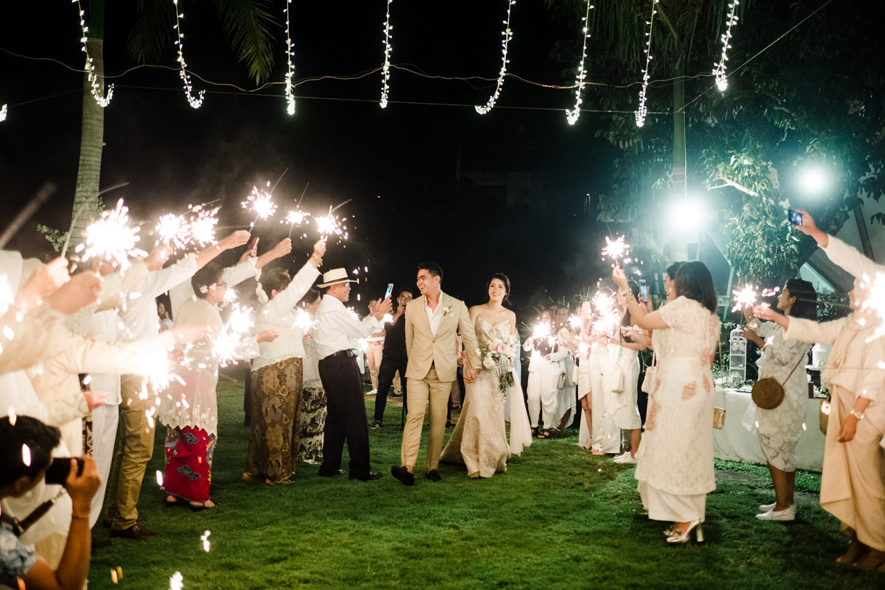 Bali Wedding of Ana Octarina and Adie Baron 41