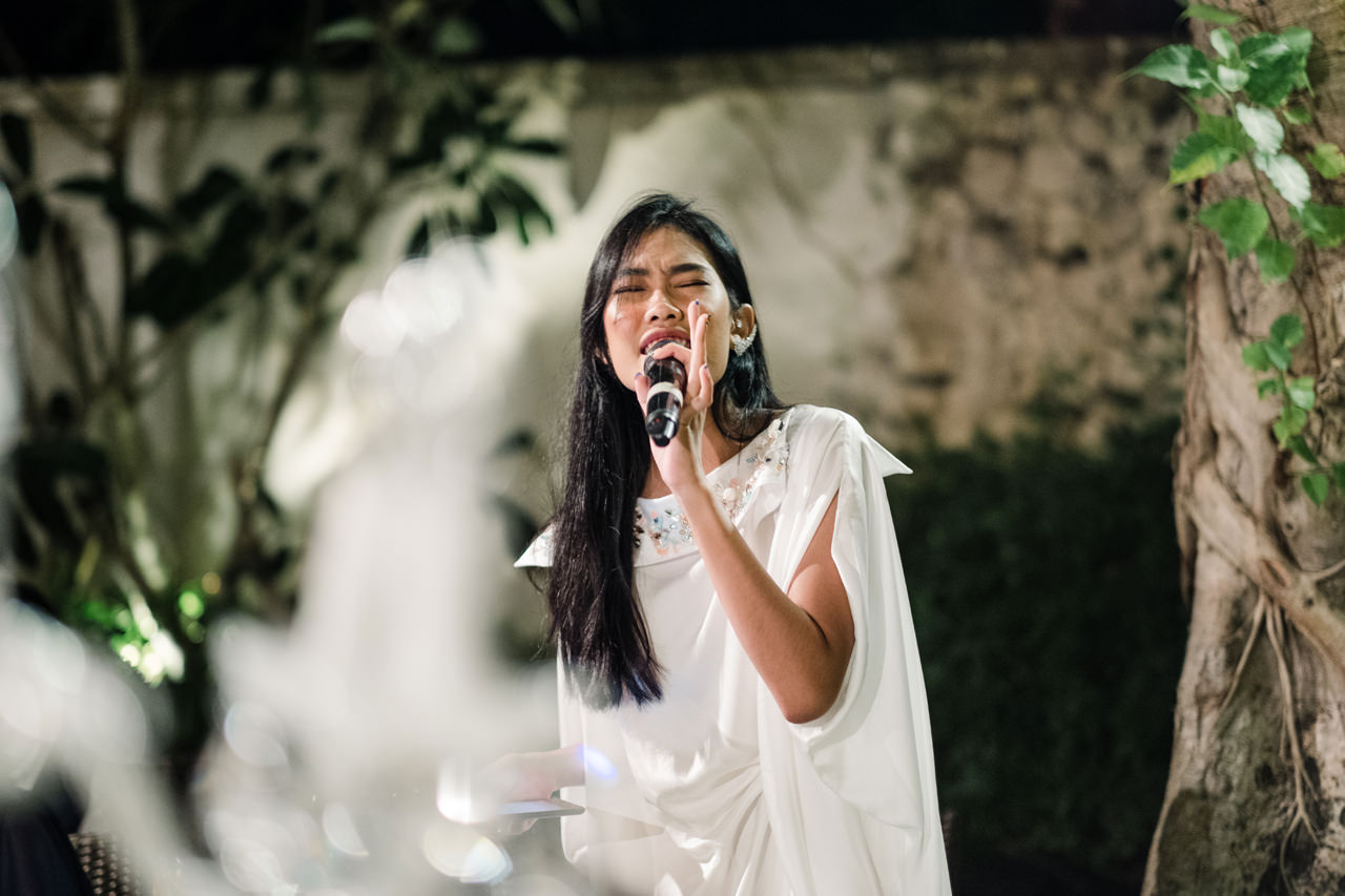 Bali Wedding of Ana Octarina and Adie Baron 43