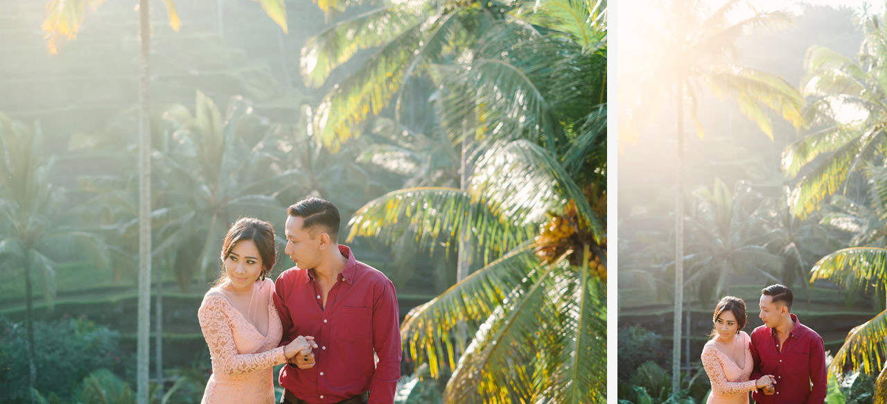 Adjus& Pande: Sunrise Photography Session at Tegenungan Waterfall 7