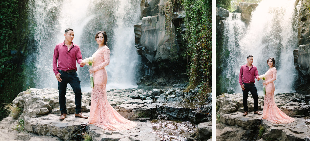 Adjus& Pande: Sunrise Photography Session at Tegenungan Waterfall 38