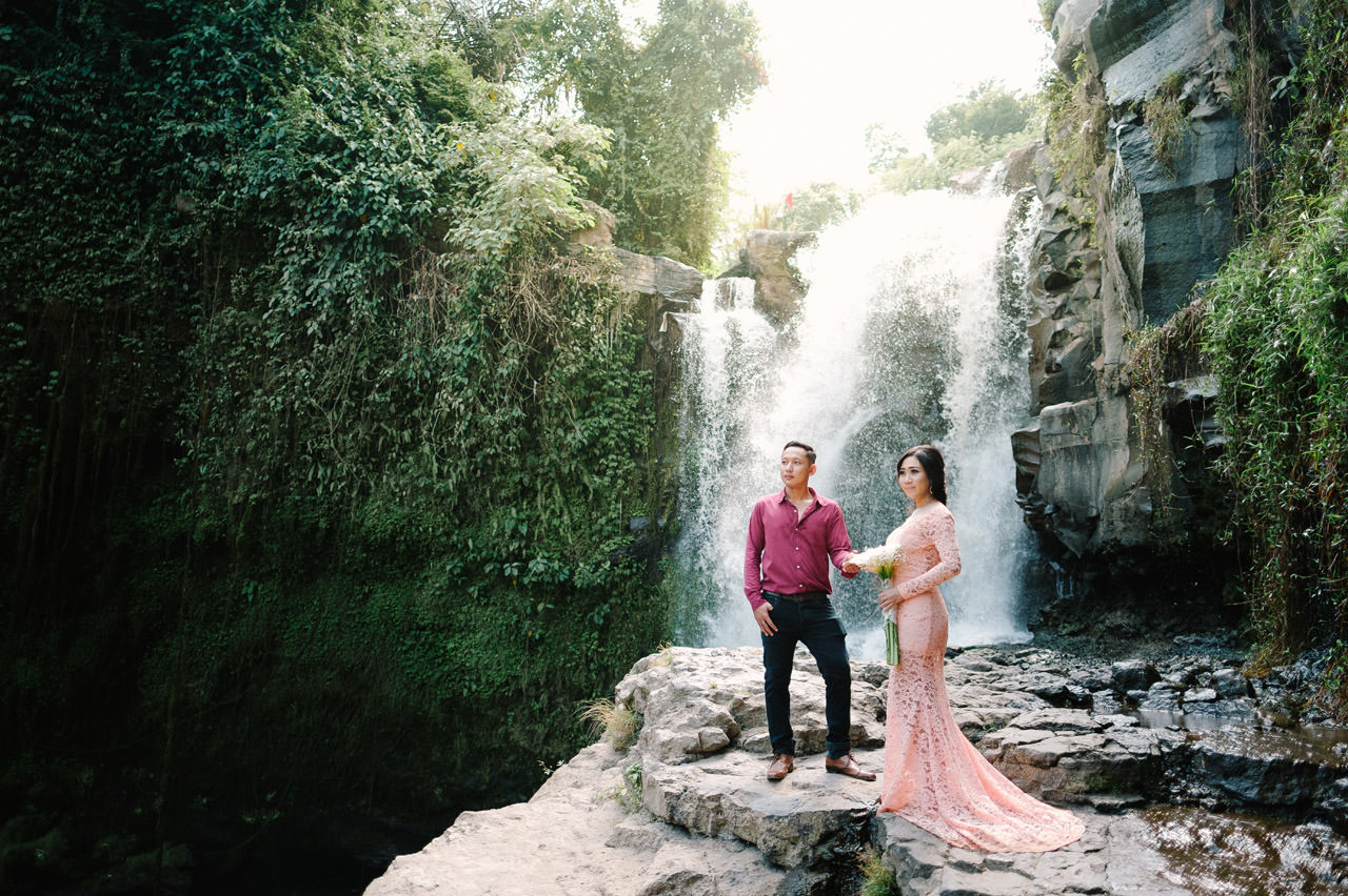 Adjus& Pande: Sunrise Photography Session at Tegenungan Waterfall 40