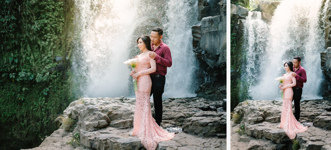Adjus& Pande: Sunrise Photography Session at Tegenungan Waterfall 41