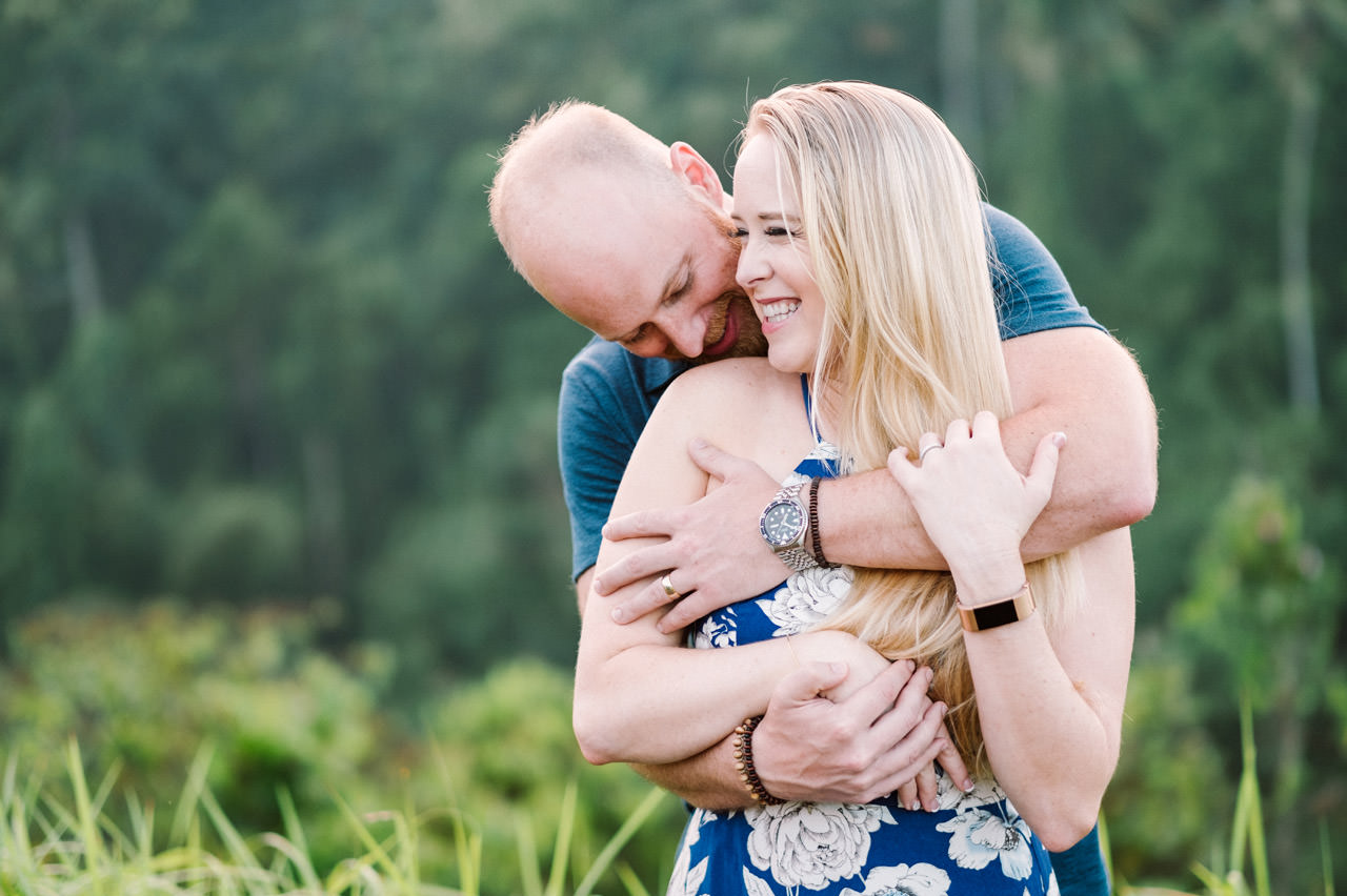 Amy & Rory: Honeymoon Photography at Campuhan Ridge Walk 2