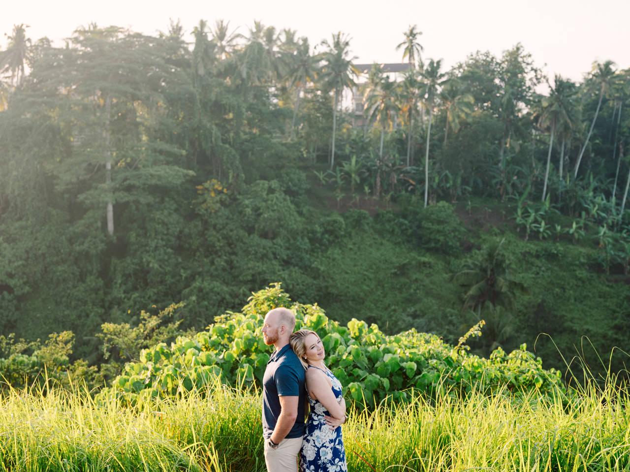 Amy & Rory: Honeymoon Photography at Campuhan Ridge Walk 6