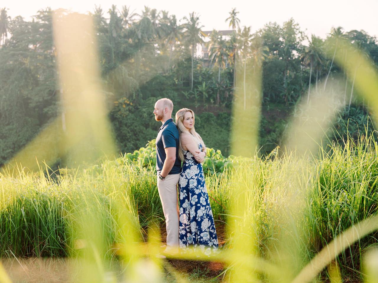 Amy & Rory: Honeymoon Photography at Campuhan Ridge Walk 7