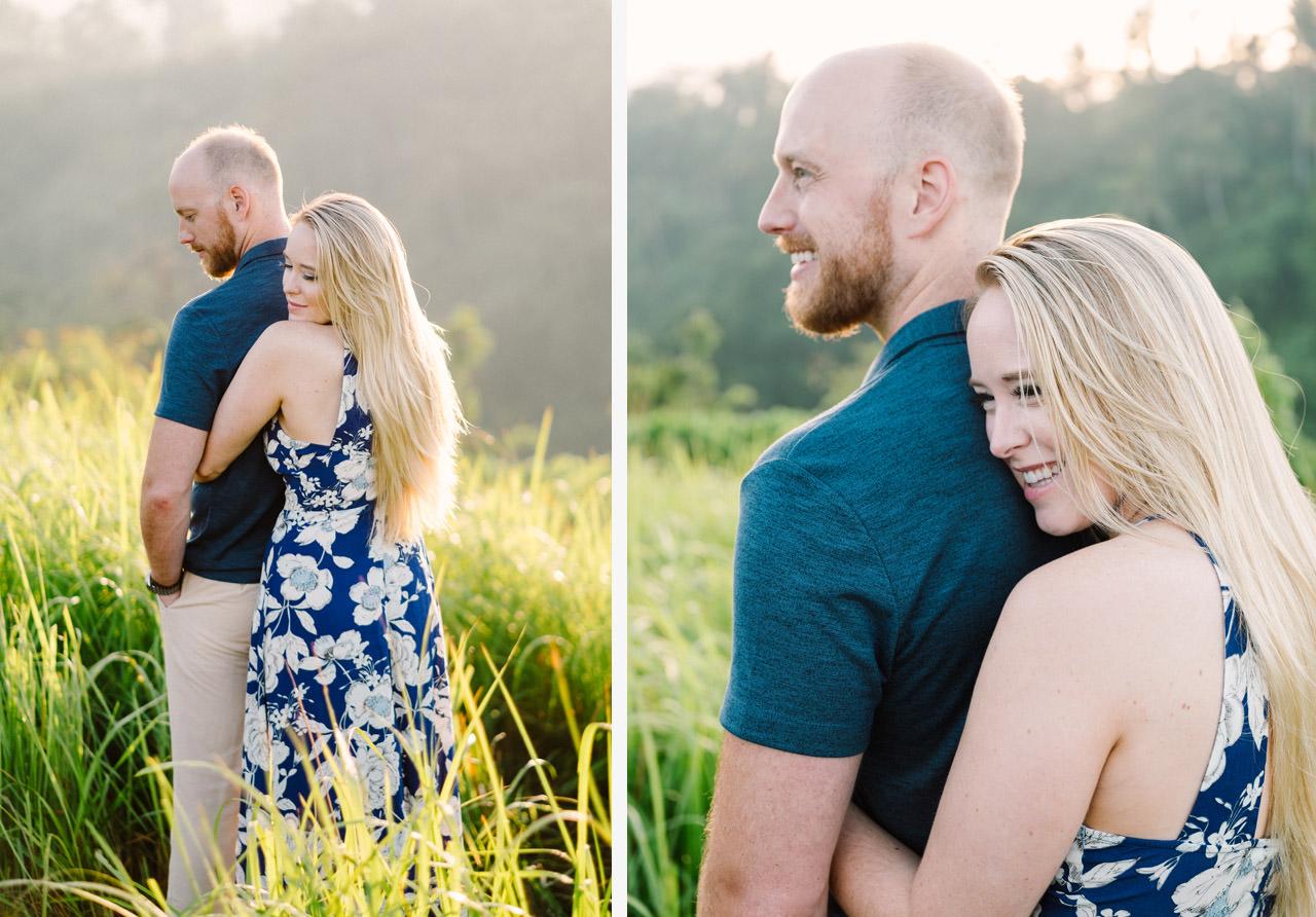 Amy & Rory: Honeymoon Photography at Campuhan Ridge Walk 8