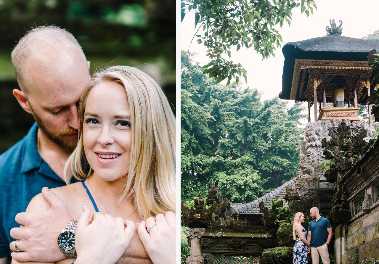 Amy & Rory: Honeymoon Photography at Campuhan Ridge Walk 11