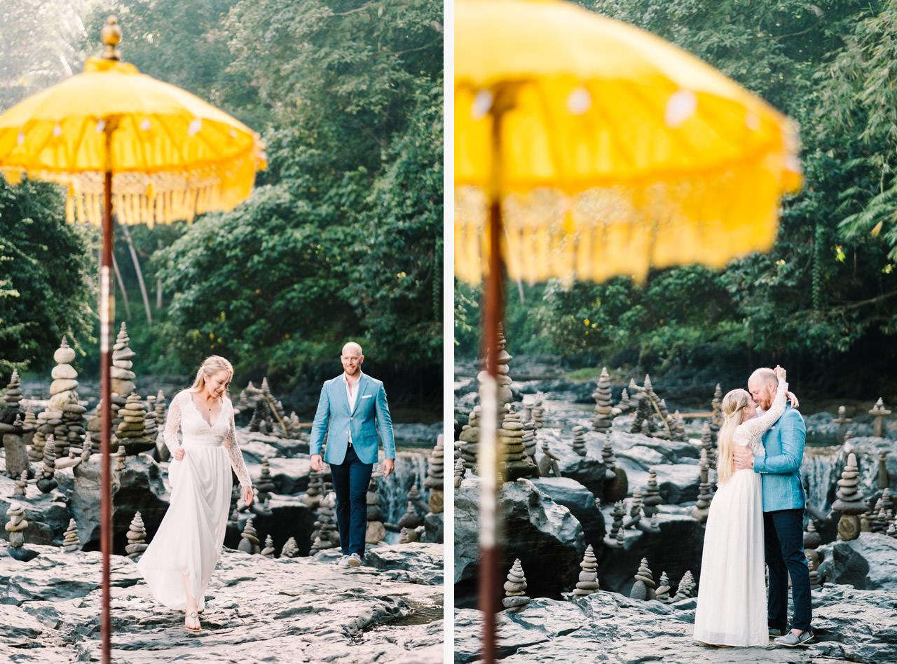 Amy & Rory: Honeymoon Photography at Campuhan Ridge Walk 14