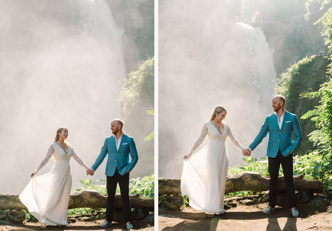 Amy & Rory: Honeymoon Photography at Campuhan Ridge Walk 20