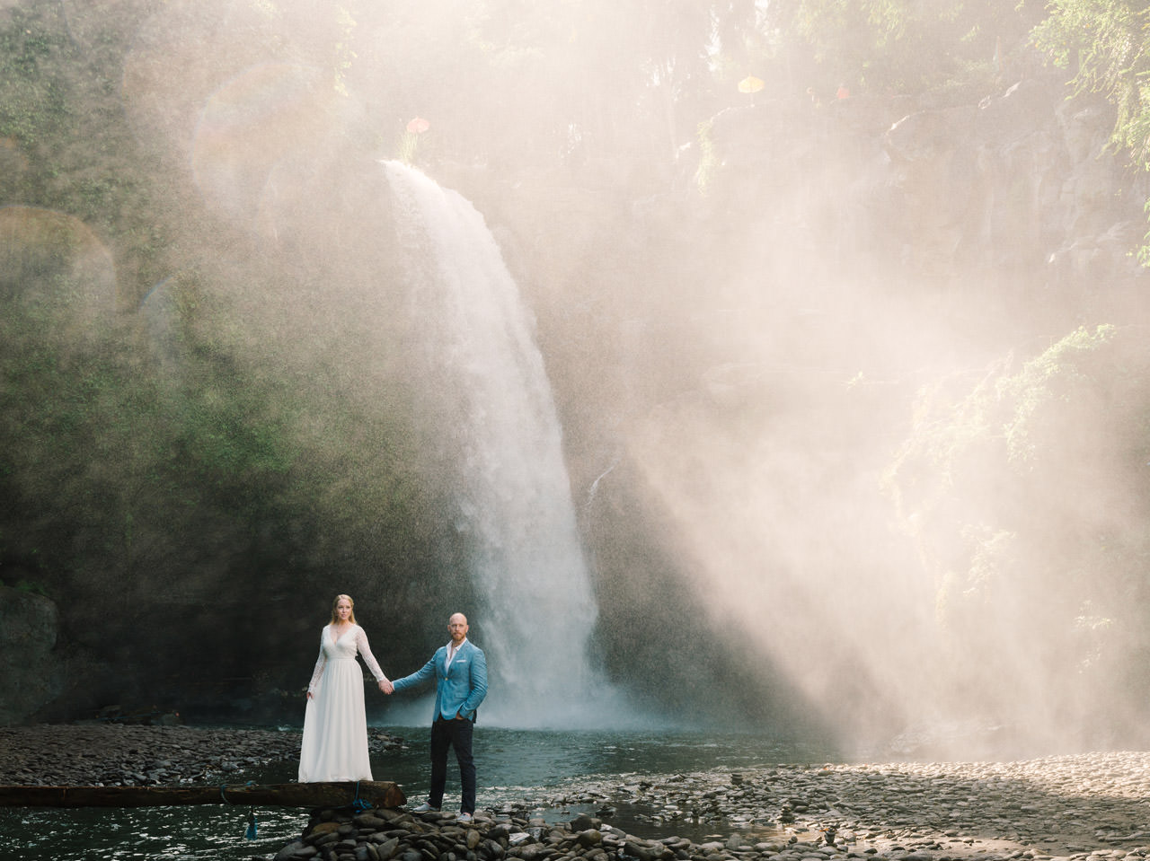 Amy & Rory: Honeymoon Photography at Campuhan Ridge Walk 22