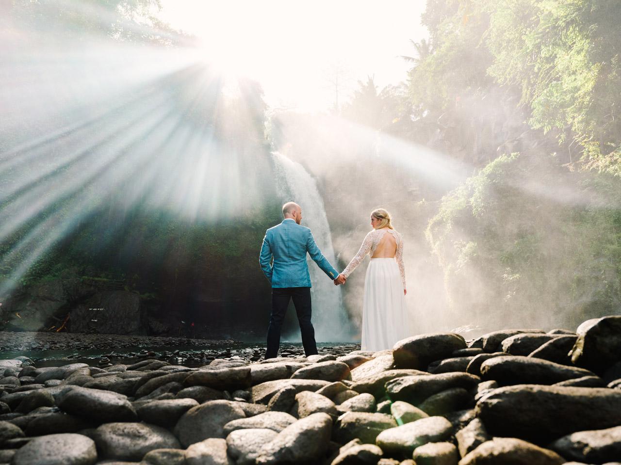 Amy & Rory: Honeymoon Photography at Campuhan Ridge Walk 23