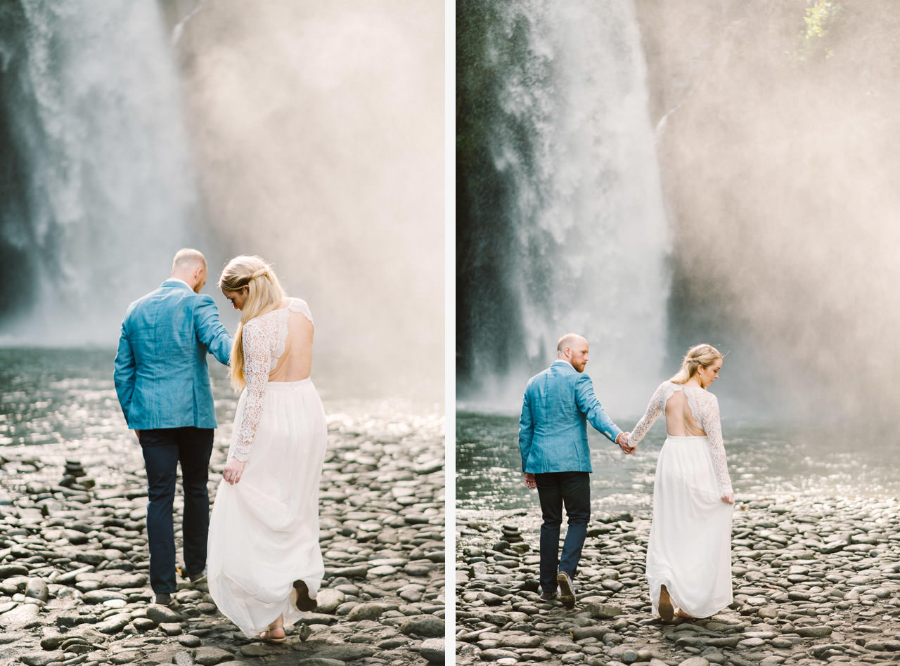 Amy & Rory: Honeymoon Photography at Campuhan Ridge Walk 25
