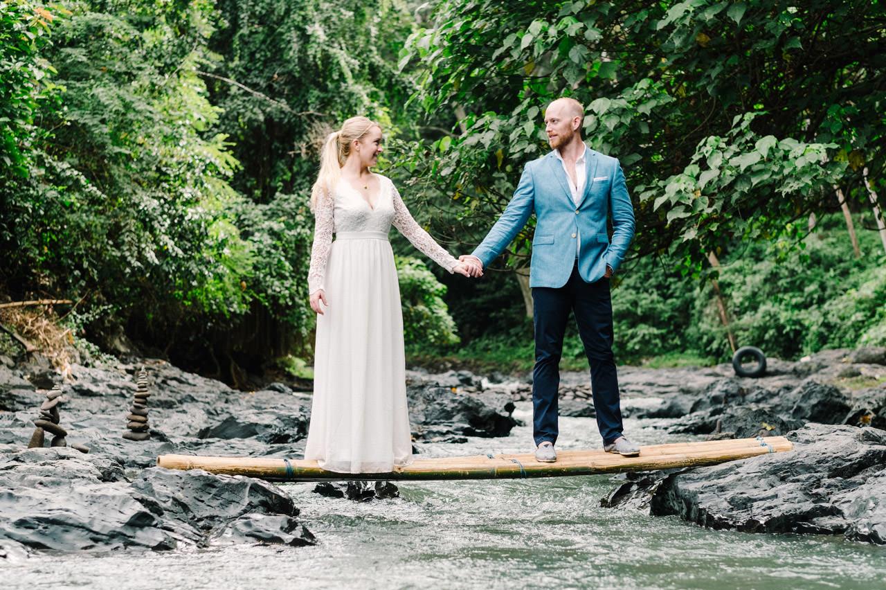 Amy & Rory: Honeymoon Photography at Campuhan Ridge Walk 30