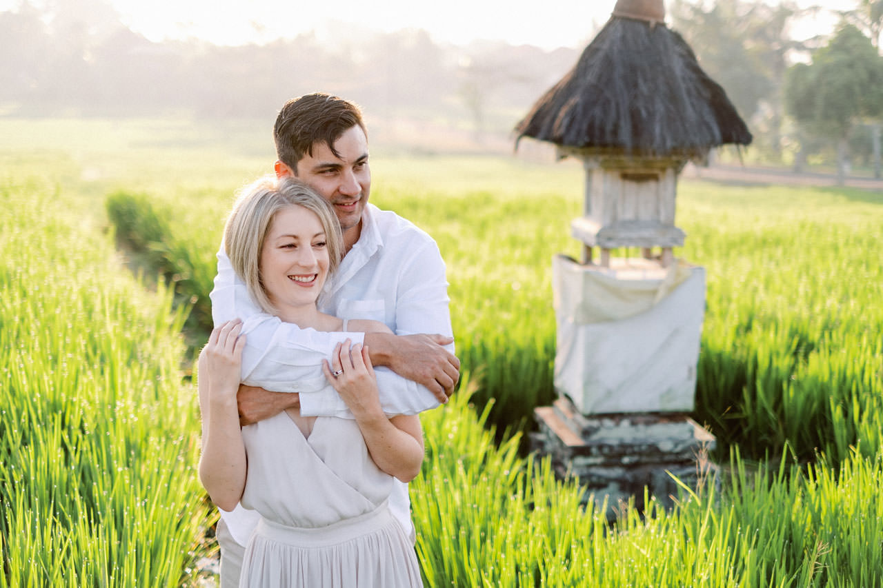 A&R: Dreamy Ubud Resort Honeymoon Photoshoot 6