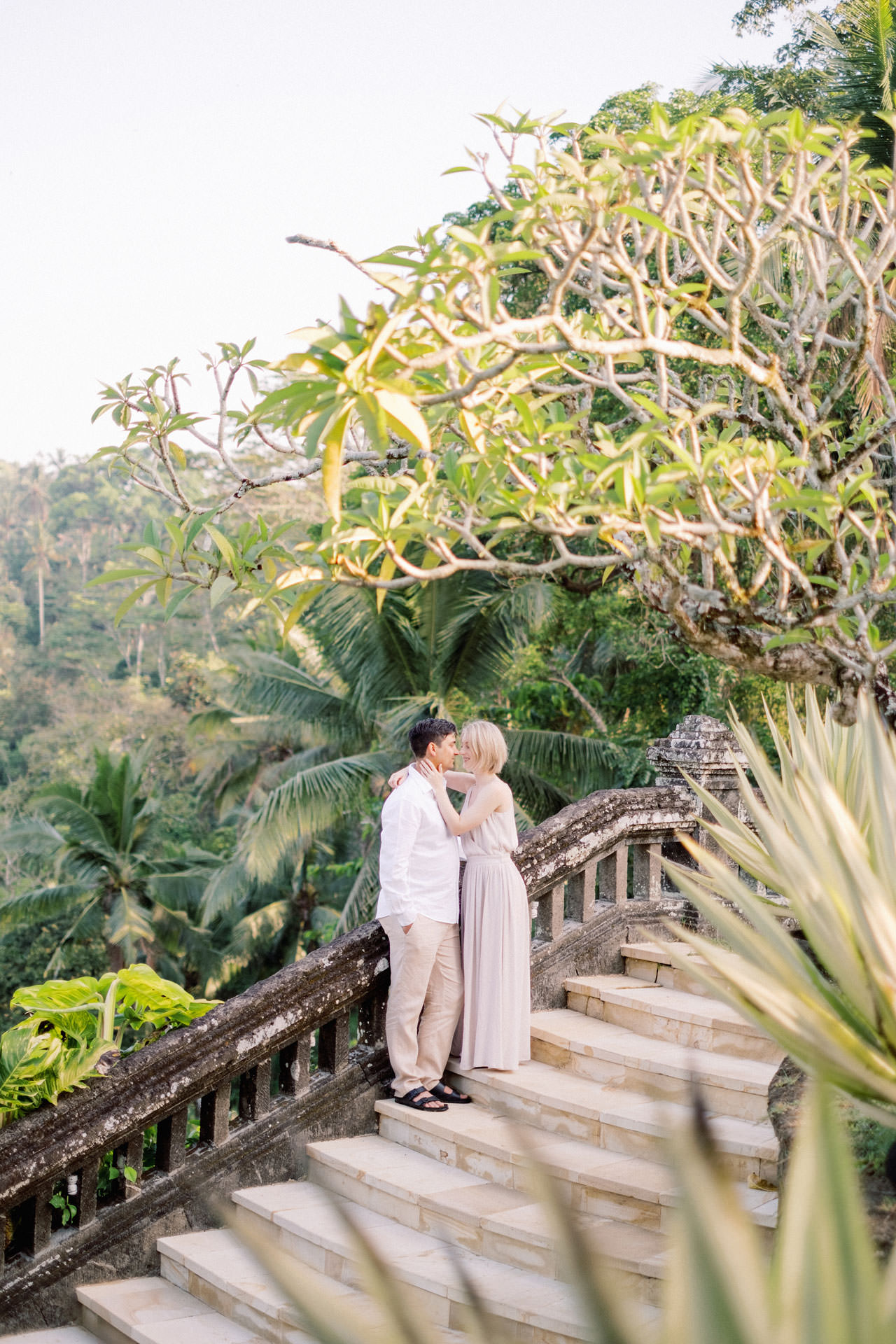 A&R: Dreamy Ubud Resort Honeymoon Photoshoot 14