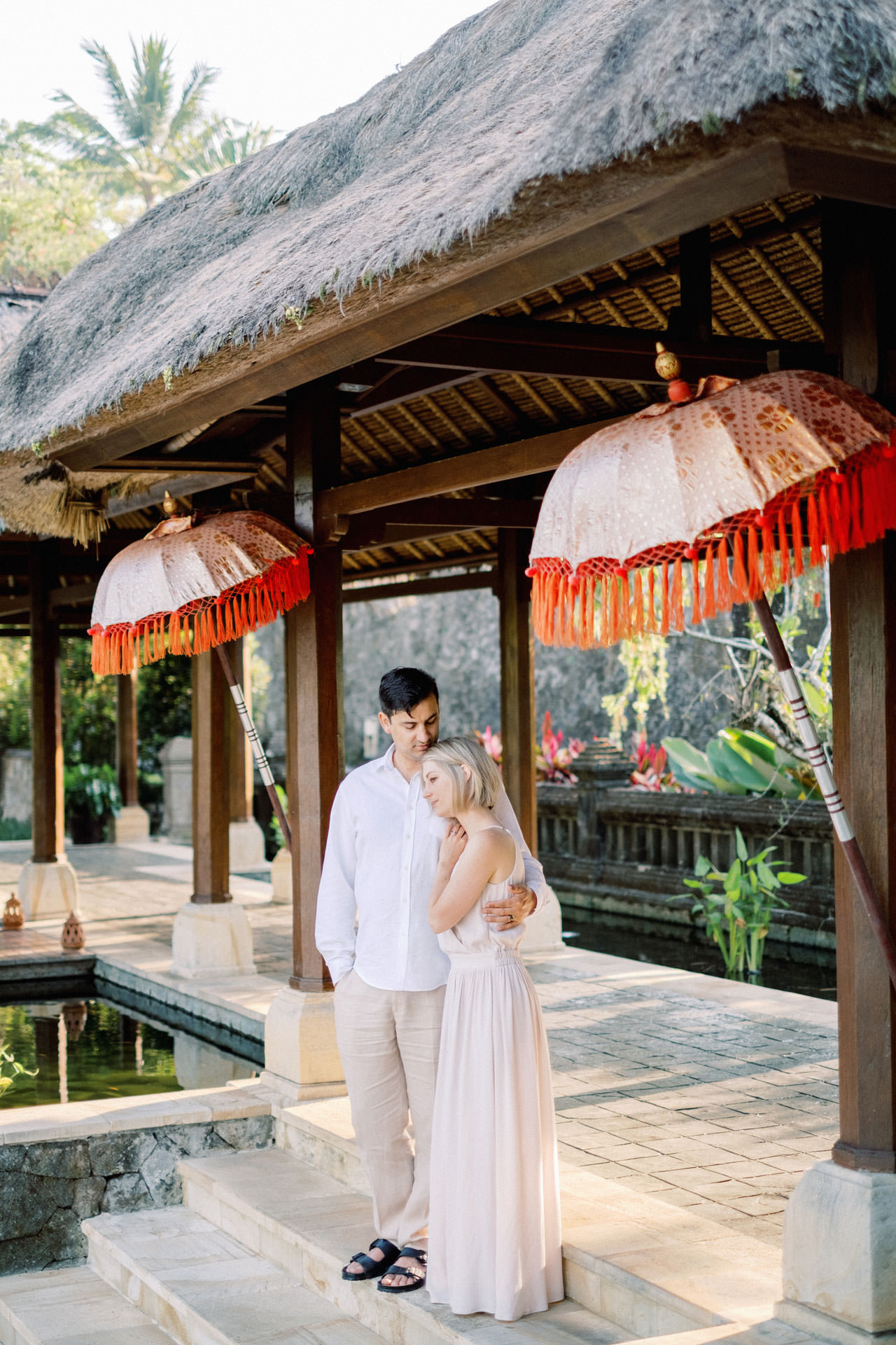 A&R: Dreamy Ubud Resort Honeymoon Photoshoot 17