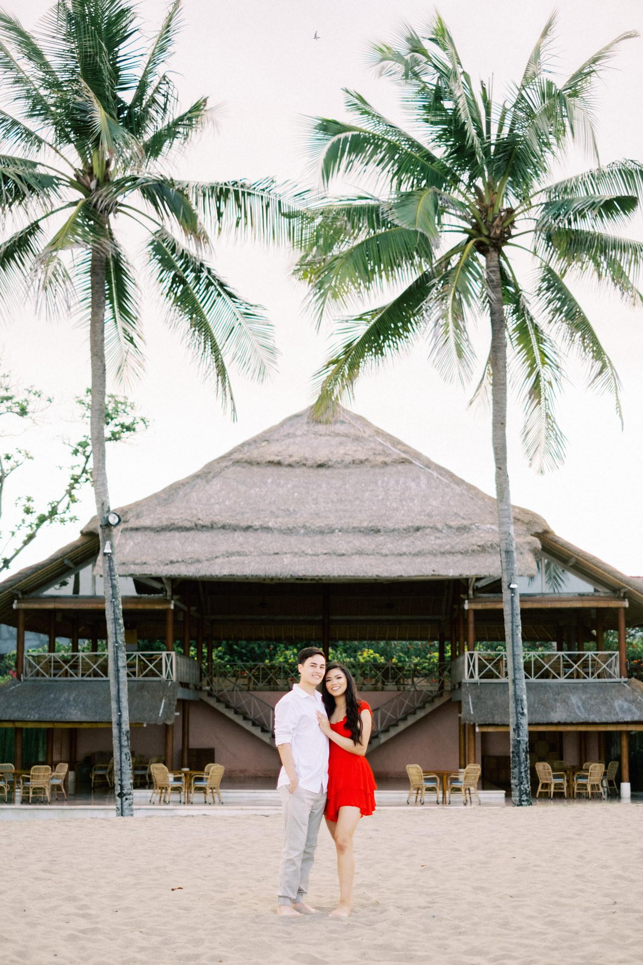 A&R: Fun Bali Swing Engagement in Seminyak 3