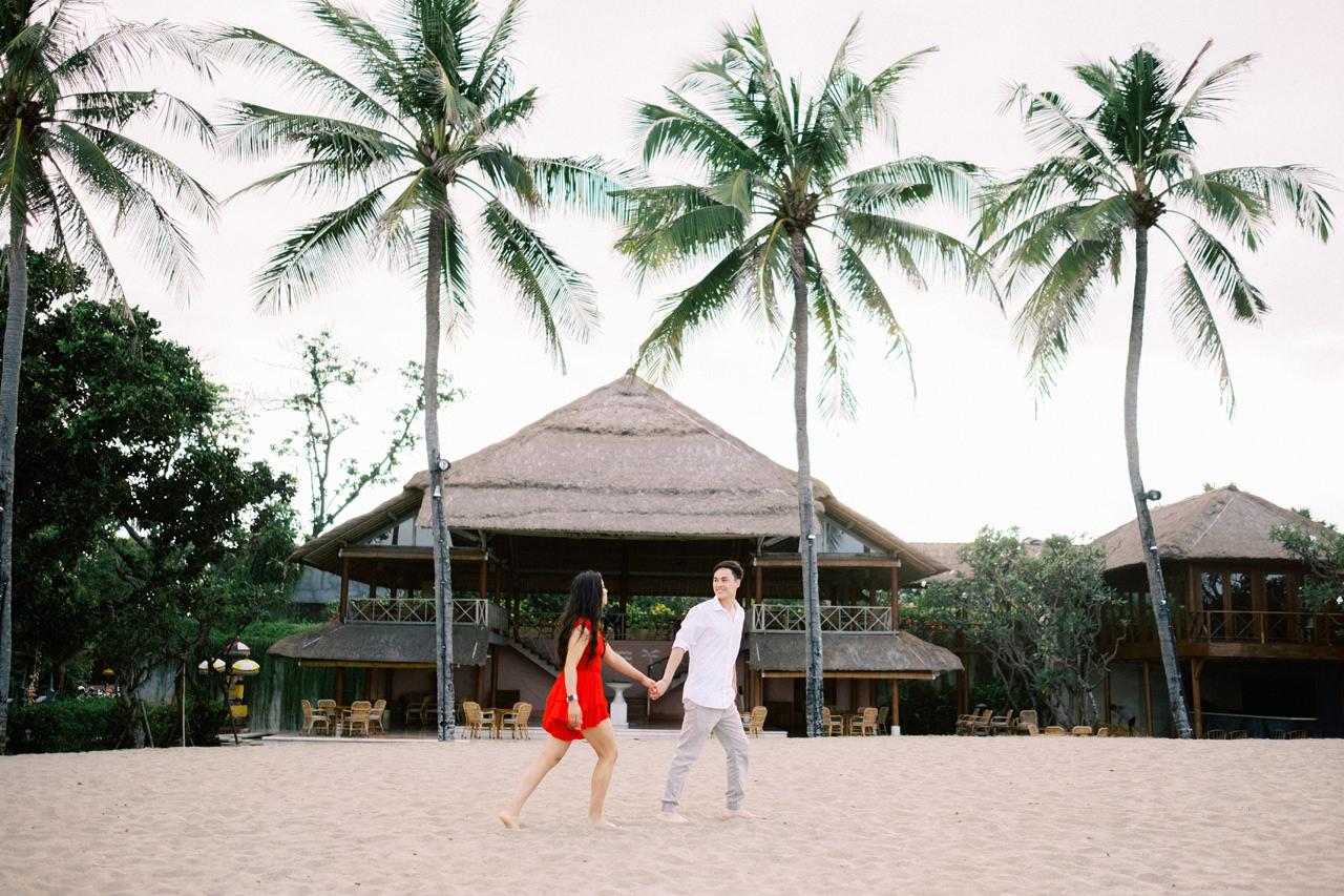 A&R: Fun Bali Swing Engagement in Seminyak 4