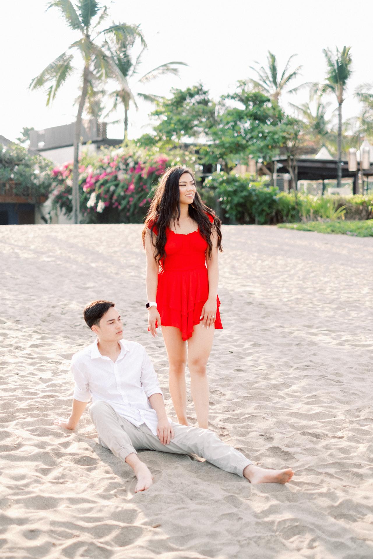 """A&R: Fun Bali Swing Engagement in Seminyak 7"""" width="""