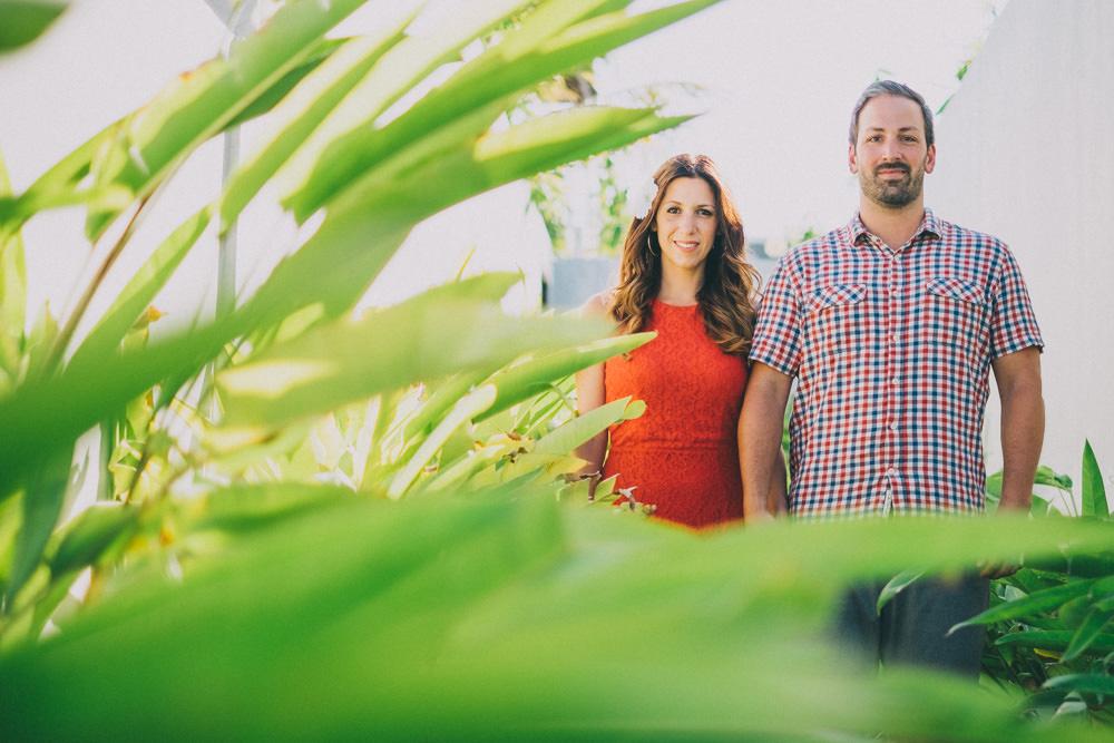 Alain & Sarah: Romantic Honeymoon Photography in Bali 2