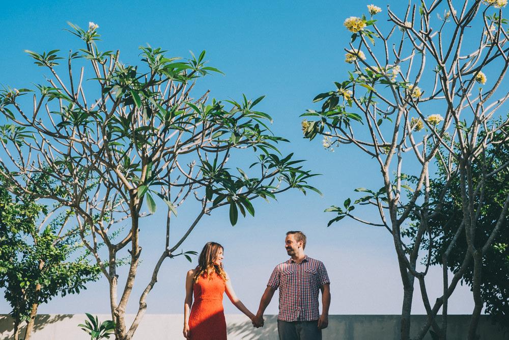 Alain & Sarah: Romantic Honeymoon Photography in Bali 5
