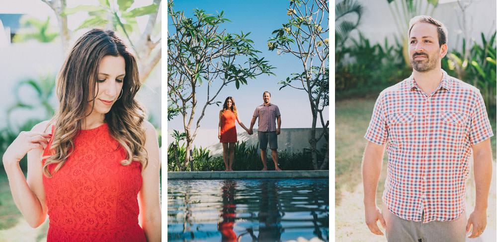 Alain & Sarah: Romantic Honeymoon Photography in Bali 6