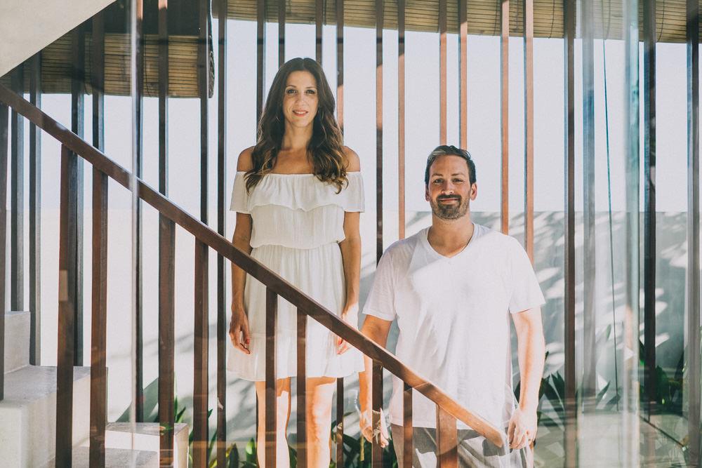Alain & Sarah Honeymoon in Bali 10